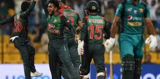 Bangladesh stun Pakistan to set up Asia Cup final with India