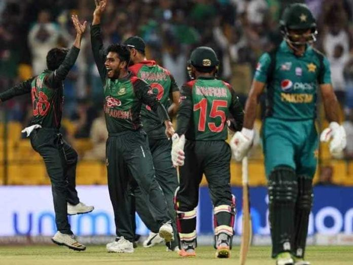 Bangladesh stun Pakistan to set up Asia Cup final with India