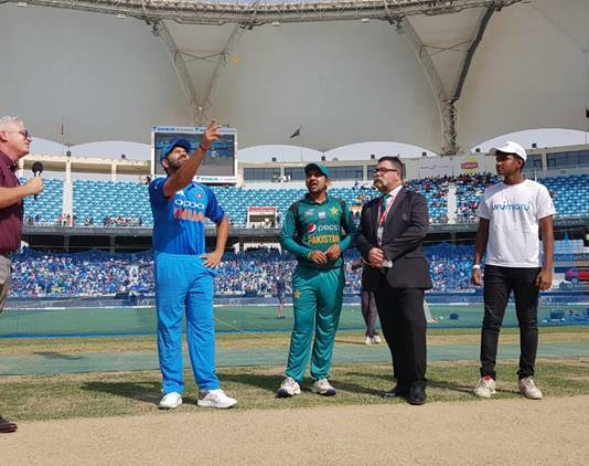 Asia Cup 2018: Pakistan win toss, decide to bat first against India