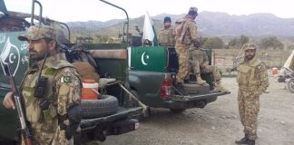 Soldier martyred another injured in cross-border attack in Kurram