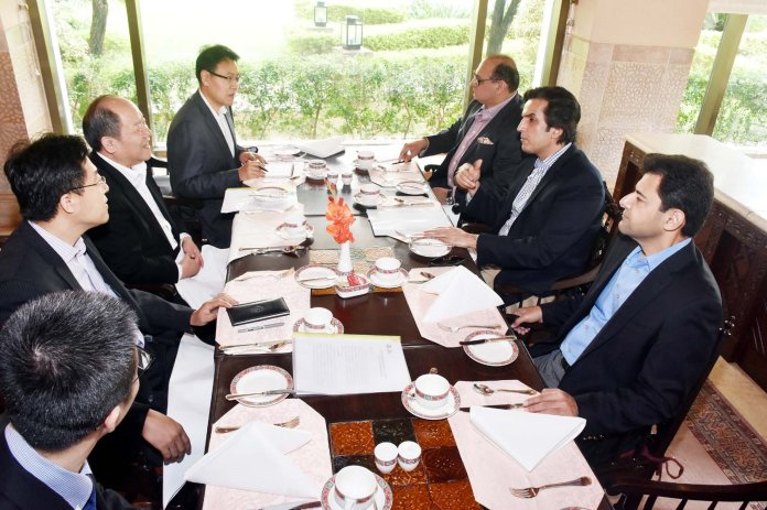 Pace of work on SEZs under CPEC expedited: Bakhtiar