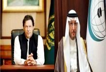 M Imran, OIC Secretary General discuss Muslim Ummah's challenges