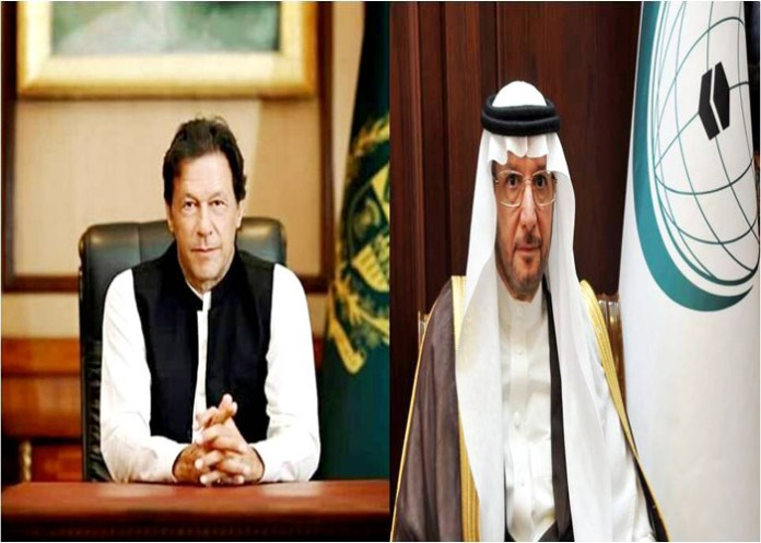 M Imran, OIC Secretary General discuss Muslim Ummah's challenges