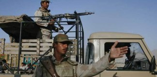 Two soldiers martyred, four militants killed during operation in Balochistan