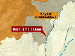 One terrorist killed in DI Khan