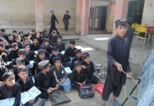 Rs4b being spent on promotion of education in KP's tribal districts
