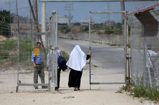 Israel reopens its sole people crossing with Gaza