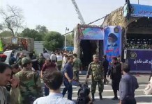 24 killed in militants' attack on Iran military parade in Ahvaz