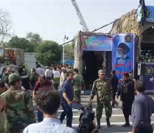 Pakistan strongly denounces attack on Iranian military parade
