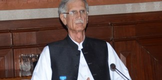 Pakistan's defense is invincible: Pervez Khattak