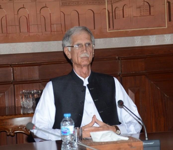 Pakistan's defense is invincible: Pervez Khattak