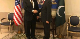 Qureshi, Pompeo discuss bilateral, regional issues