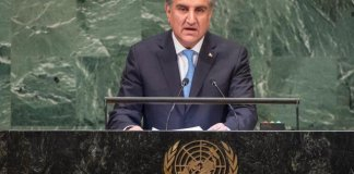India was behind Peshawar school and Mastung attacks: FM Quresh