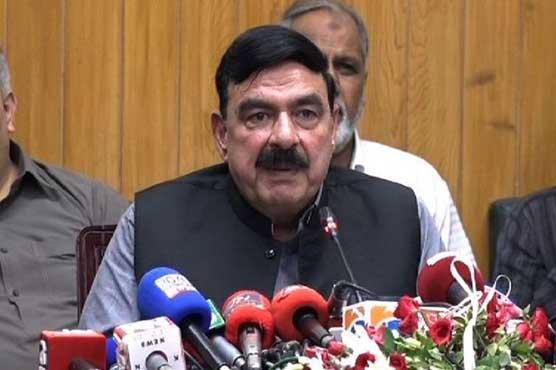 Govt to remove legal flaws through legislation: Sheikh Rasheed