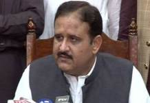 Resolution tabled in Punjab Assembly against CM Usman Buzdar