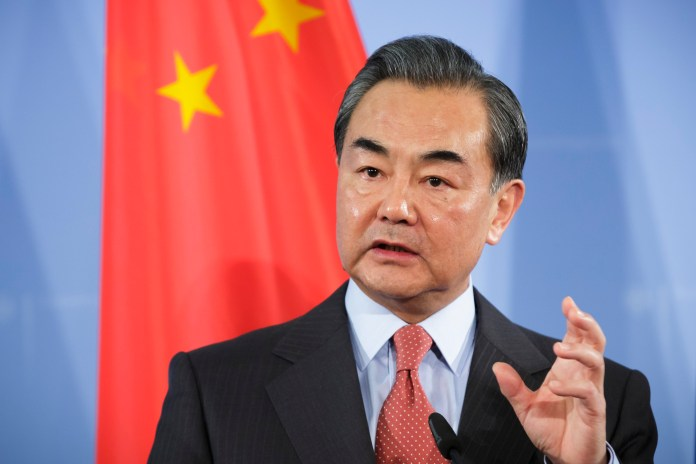 Chinese foreign minister arrives in Islamabad today