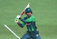 Fakhar to replace Imam in second test against Australia