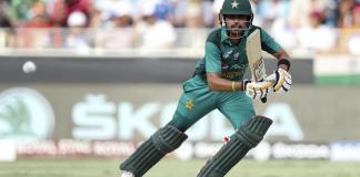 Babar Azam climbs to No.1 T20I batsman in the world