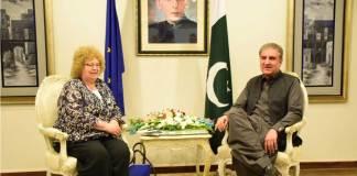 FM Qureshi eager for enhanced trade ties with EU