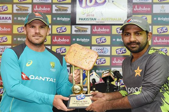 Pakistan to face Australia in first Twenty20 today