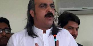 Govt planning to make a film on Kashmir issue: Gandapur