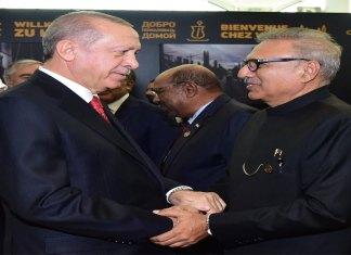 Pak, Turkey agree to further enhance mutual cooperation