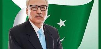 President Arif Alvi to visit Turkey on Oct 28