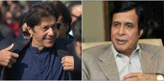 PM Imran, Pervaiz Elahi discuss political situation