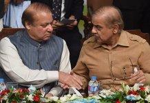Nawaz, Shehbaz discusses Azadi March, various matters in jail