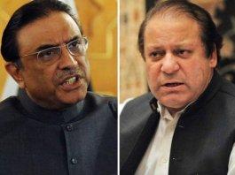 Nawaz extends hands to Zardari for reconciliation