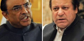 Nawaz extends hands to Zardari for reconciliation