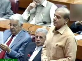There's unholy alliance between PTI and NAB: Shehbaz Sharif