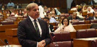 Will quit politics if PM Imran proves NRO request: Shehbaz