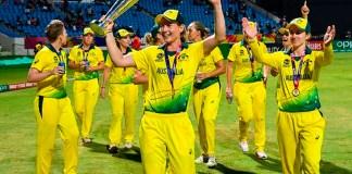 Australia crush England in Women World T20 final