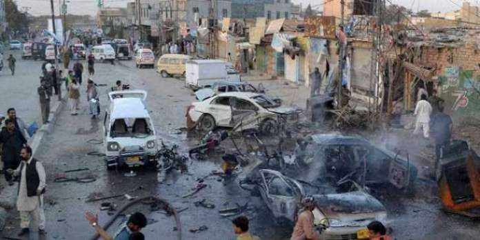 25 killed, 35 injured in bomb explosion in Hangu