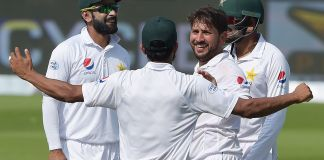 2nd Test: Yasir Shah rocks as New Zealand all out for 90 in 1st innings