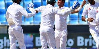 Dubai Test: New Zealand 131-2 at close on day three