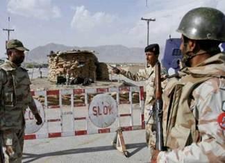 Three FC soldiers martyred in Quetta blast
