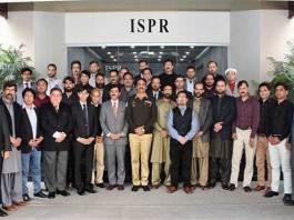 Indian firing along LoC is always responded: DG ISPR