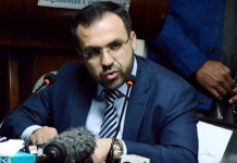 Atif Mashal tipped as new Afghan ambassador to Pakistan