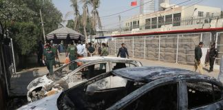 BLA claims responsibility for Chinese Consulate's attack