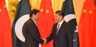 PM Imran meets Chinese President Xi Jinping in Beijing