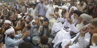 Khadim Rizvi, Afzal Qadri