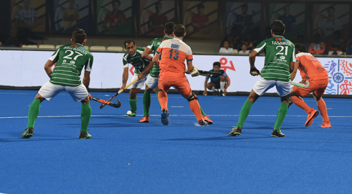 Netherlands beat Pakistan by 5-1 in hockey World Cup