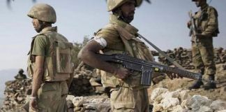 Two soldiers injured in miscreants' firing in North Waziristan