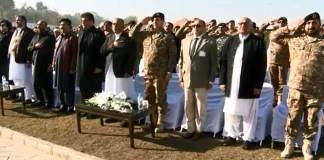 Rich tributes paid to martyrs, ghazis of APS Peshawar