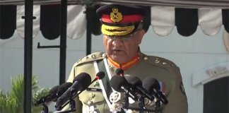 Pakistan supports Afghan-led peace process for regional stability: COAS