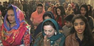 Christian community celebrating Christmas across Pakistan today
