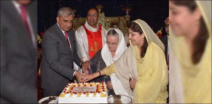 COAS joins Christian community for Christmas celebrations