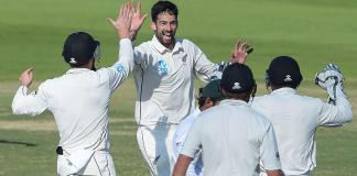 New Zealand beat Pakistan to claim Test series victory